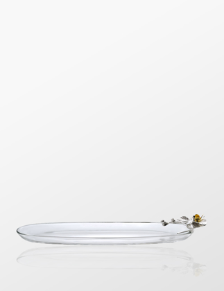 Accract Büyük Boy Kayık Tabak ORC-5518
