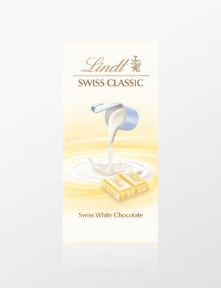 Lindt Swiss Classic Beyaz Çikolata 01010100.005
