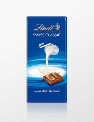 Lindt Swiss Classic Sütlü Çikolata 01010100.001