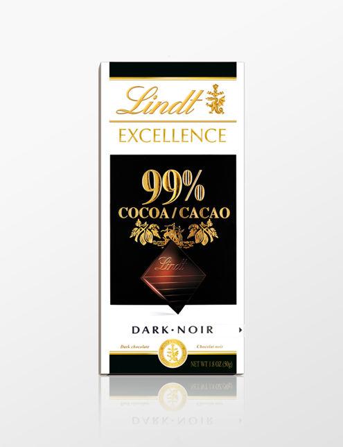 Lindt Excellence %99 Bitter Çikolata 01010402.008