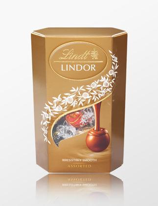 Lindt Lindor Cornet Assorted Balls Sütlü Çikolata 01011403.003