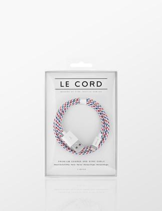 Le Cord Spiral iPhone Şarj Kablosu 1149