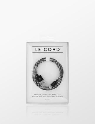 Le Cord Eero iPhone Şarj Kablosu 1102