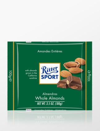 Ritter Sport Tane Bademli Çikolata 01330100.006