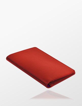 Campo Marzio Pasaport Kılıfı Çift Renk PER059005003