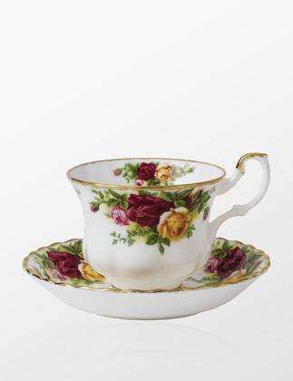 Royal Albert Old Country Roses Fincan RA.OLCORO.0130+131