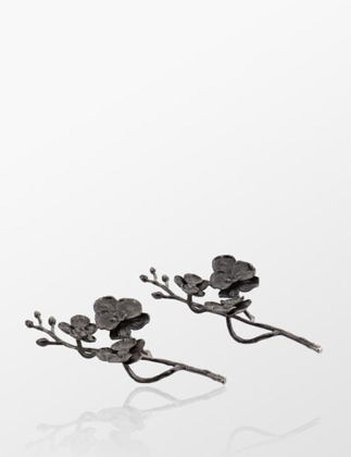 Michael Aram Siyah Orkide 2li Peçete Halkası IN.ARAM.110737