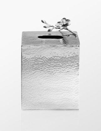 Michael Aram Beyaz Orkide Selpak Kutusu IN.ARAM.111852