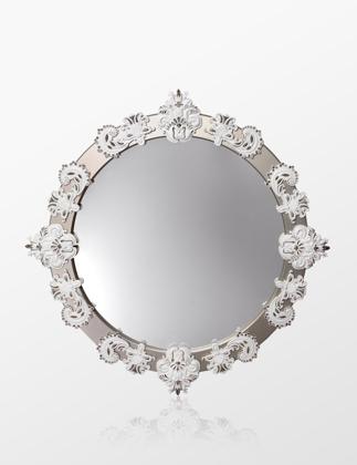 Lladró Yuvarlak Büyük Ayna 01007793