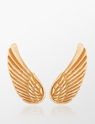 Ps One Jewellery Wings Yukarıya Doğru Giden Küpeler PSONE05US01
