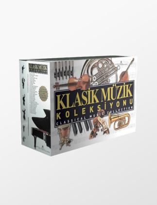 Boyut Yayincilik Klasik Müzik Koleksiyonu 9789755216188