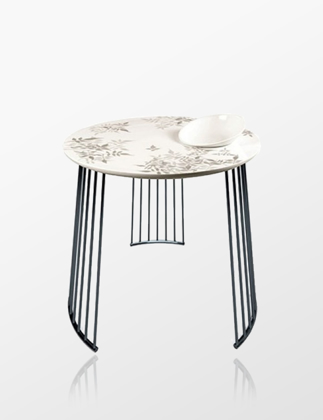 Lladró Shadow Moment Table With Bowl MN 01040233