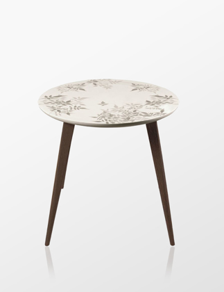 Lladró Shadow Moment Table Wenge 01040234