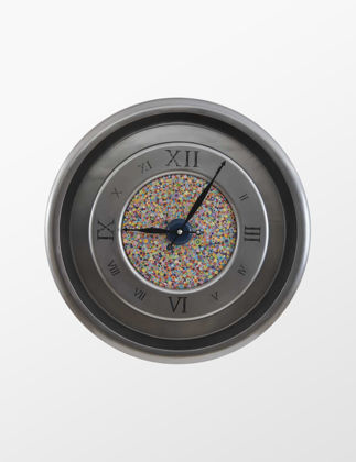 Sy Time Zeugma 120 Quilling Büyük Duvar Saati SYT-8321