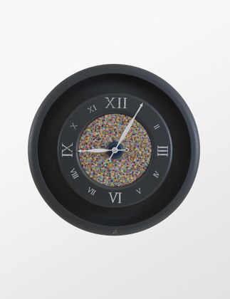 Sy Time Zeugma 120 Quilling Büyük Duvar Saati SYT-8734