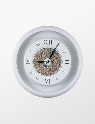 Sy Time Zeugma 120 Quilling Büyük Duvar Saati SYT-8604
