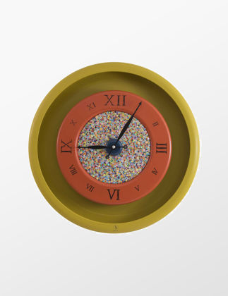 Sy Time Zeugma 120 Quilling Büyük Duvar Saati SYT-7553
