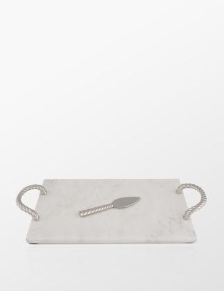 Michael Aram Twist Peynir Tabağı ve Bıçağı IN.ARAM.144572