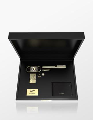 S.t. Dupont Collector Set James Bond 007 Limited Edition C6JAMESBOND