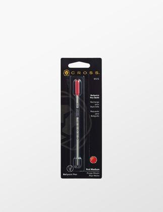 Cross Kırmızı Medium Tükenmez Kalem Refill 6'Lı Kart 8515