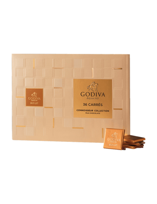 Godiva Kare Sütlü Çikolata 72720