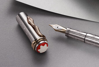 Discover Montblanc Pens