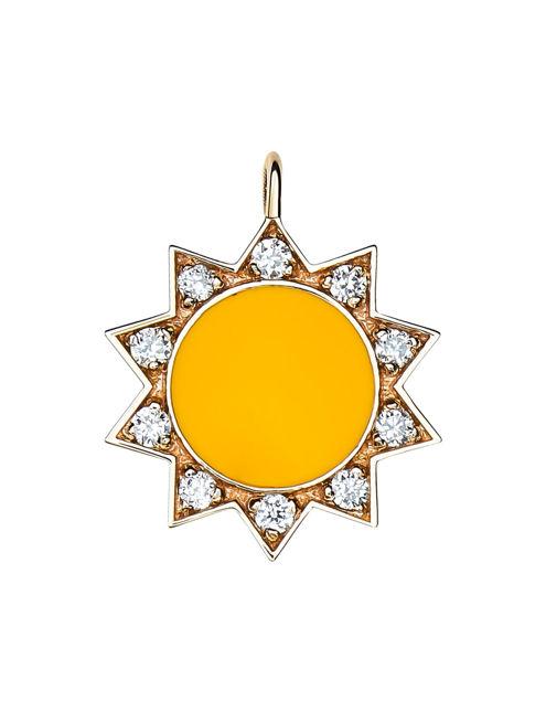 Molu İlk Hediye Güneş Charm KL-6650-019