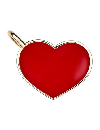 Molu İlk Hediye Kalp Charm KL-6662-019