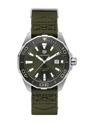 Tag Heuer Aquaracer Quartz 43 MM WAY101E.FC8222
