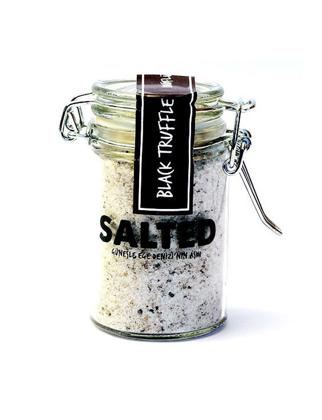 Salted Siyah Trüf Mantarlı Tuz 8697656550625