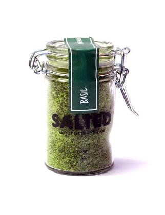 Salted Fesleğenli Tuz 8697656550564