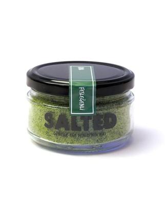 Salted Fesleğenli Tuz 8697656550571