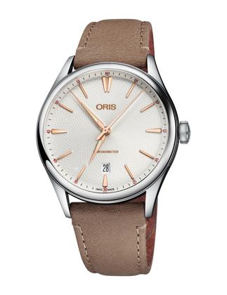 Oris Artelier Chronometer Day Date 01 737 7721 4031-07 5 21 32FC