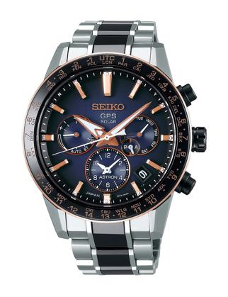Seiko Astron GPS Solar Dual-Time SSH007J