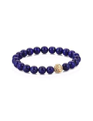 Atolyestone Exclusive Leo Beaded Bracelets 11126-YG-LL