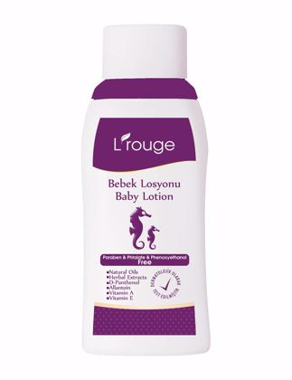 L'rouge Bebek Losyonu 25609-9