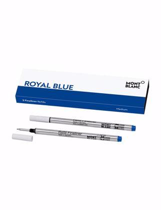 Montblanc Fineliner Kalem Refill (M) Royal Blue 124499