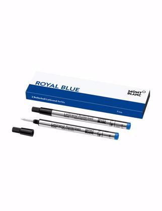 Montblanc Rollerball Kalem LeGrand Refill (F), Royal Blue 124502