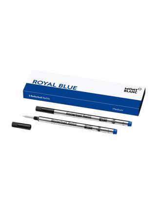 Montblanc Rollerball Kalem Refill (M), Royal Blue 124504