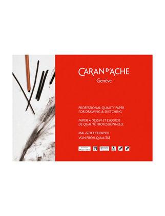 Caran D'ache Çizim & Sketch Kağıdı 31 x 41 cm 20 Yaprak 454.008