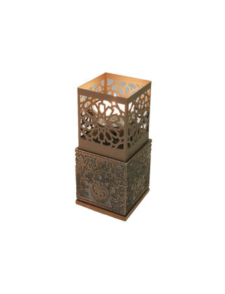 Matrak Sanat Selçuk Antik Şamdan Tekli Set 824004300