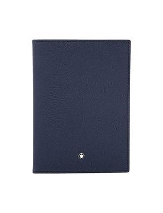 Montblanc Sartorial Pasaport Kılıfı 113234