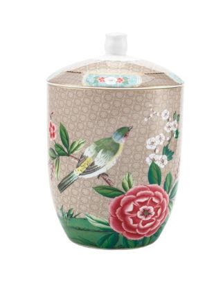 Pip Studio Blushing Birds Haki Küp 1500 ml 51009029