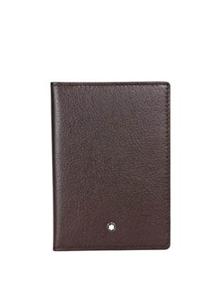Montblanc Meisterstück Pasaport Kılıfı 111270