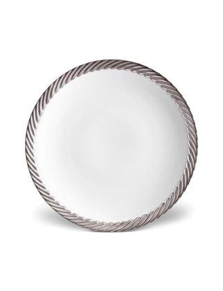 L'objet Corde Platinum Tatlı Tabağı LOBCR320