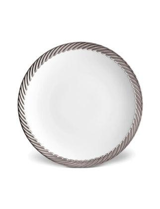 L'objet Corde Platinum Yemek Tabağı LOBCR310