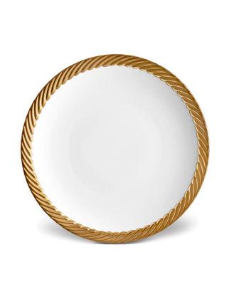 L'objet Corde Gold Yemek Tabağı LOBCR210