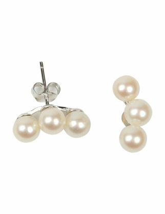 Lulu Jewelery 3'lü Küpe LL-0112