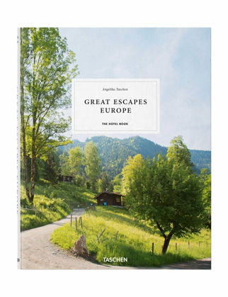 Taschen Great Escapes Europe - The Hotel Book 9783836578073