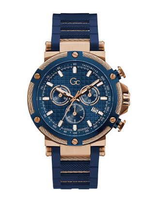 Guess Collection GC UrbanCode Yachting Chrono Silicone GCY54001G7MF